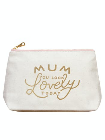 Mum, you look lovely today - Makeup Bag - Second