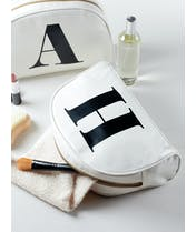 Wash Bag - Initial - Second