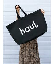 Haul - Black REALLY Big Bag