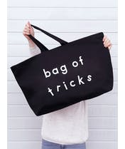 Bag of Tricks - Black REALLY Big Bag