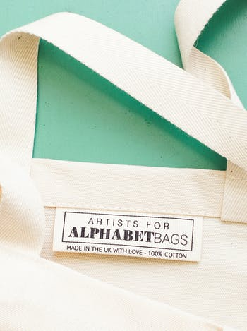 It's What's Inside That Counts | Hazel Nicholls | Alphabet Bags
