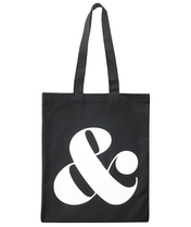 Ampersand - Black - Second