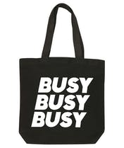 Busy Busy Busy - Canvas Tote Bag