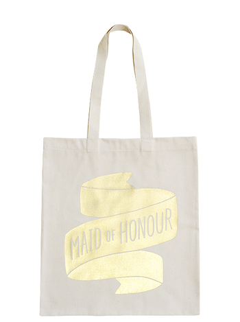 Maid of Honour - Gold - Second