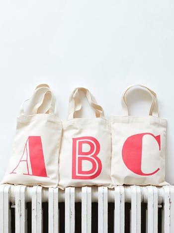 Mini Cotton Tote Bag - Second