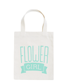 Flower Girl Mint - Mini Wedding Bag