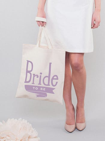 Bride To Be - Lavender - Second