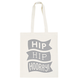 Hip Hip Hooray! - Grey