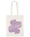 Maid of Honour Lavender - Wedding Tote Bag