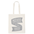 Mother of the Bride Grey - Wedding Tote Bag
