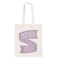 Mother of the Bride Lavender - Wedding Tote Bag