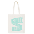 Mother of the Bride Mint - Wedding Tote Bag
