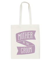 Mother of the Groom Lavender - Wedding Tote Bag
