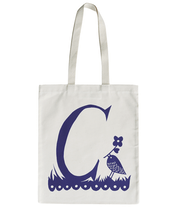 Rob Ryan for Alphabet Bags - C