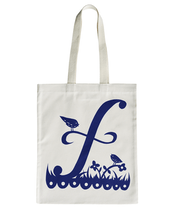 Rob Ryan for Alphabet Bags - F