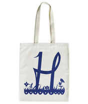 Rob Ryan for Alphabet Bags - H