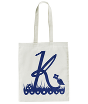 Rob Ryan for Alphabet Bags - K