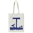 Rob Ryan for Alphabet Bags - T