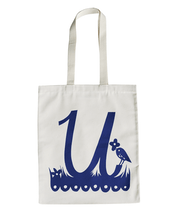 Rob Ryan for Alphabet Bags - U