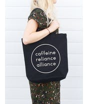 Caffeine Reliance Alliance - Canvas Tote Bag