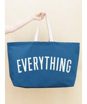 Everything - Ocean Blue REALLY Big Bag - Second