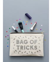 Bag of Tricks - Large Canvas Pouch