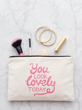 You Look Lovely - Pink - Second