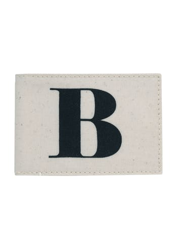 Letter B - Second