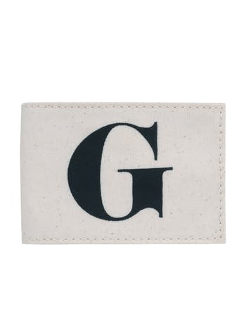 Letter G - Second