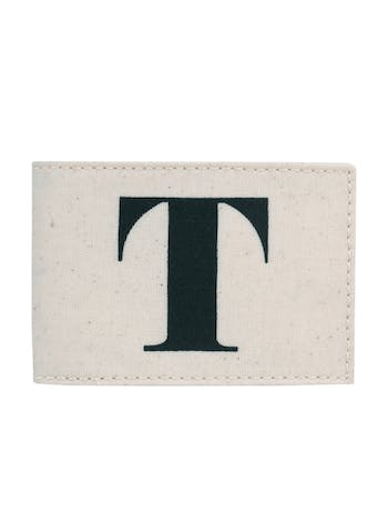 Letter T - Second