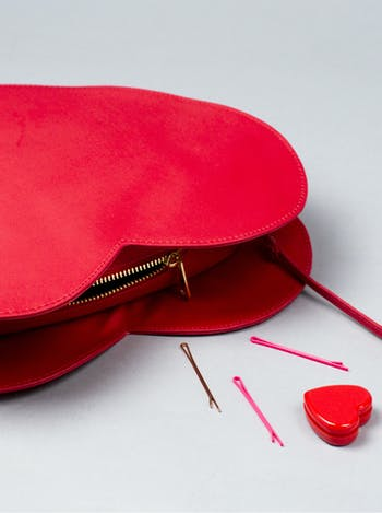 Heart - Clutch Bag - Second