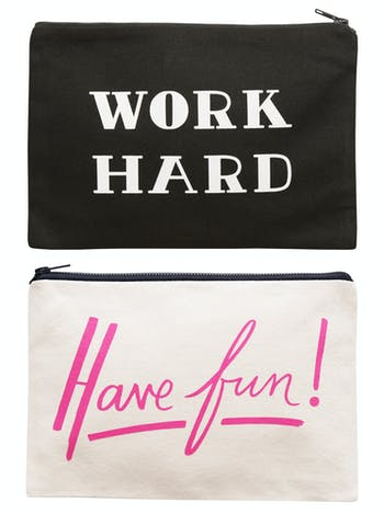 Work Hard/Have Fun - Second