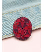Garnet - Gemstone Pin