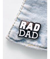 Rad Dad - Enamel Pin