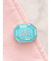 You Rock - Enamel Pin