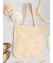 Floral - Canvas Tote Bag