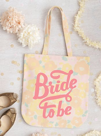 Bride To Be - Floral - Second