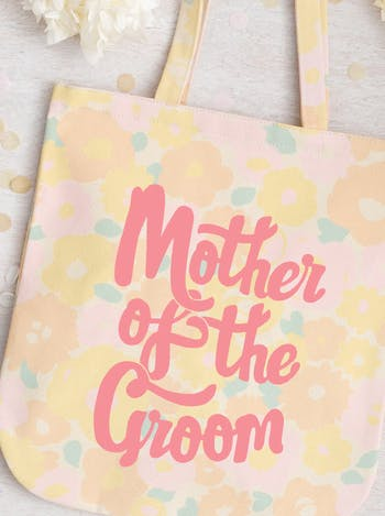 Mother of the Groom - Floral - Second