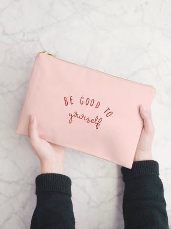 You Are Doing Great | Gift Set | Alphabet Bags