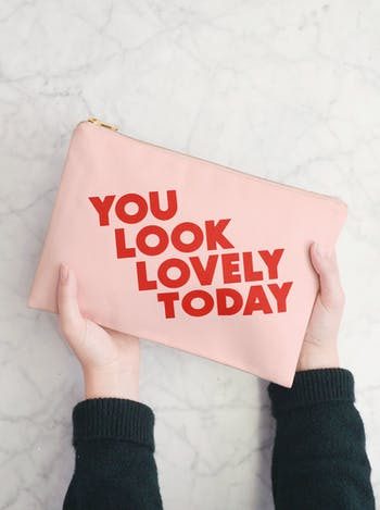 You Look Lovely Today | Gift Set | Alphabet Bags