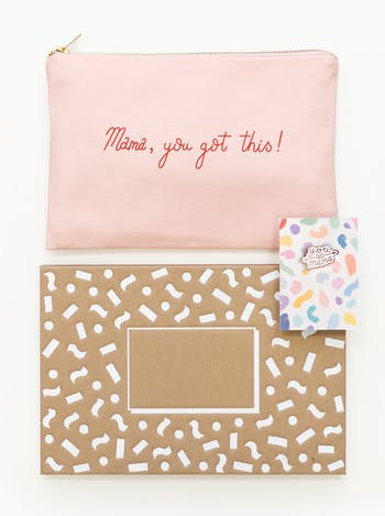 Mama you got this | Gift Set | Alphabet Bags