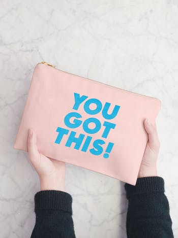 You Got This | Gift Set | Alphabet Bags