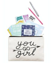 You Go Girl - Goody Pouch Gift Set