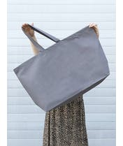 Grey REALLY Big Bag