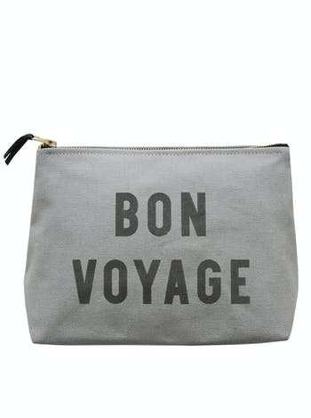 Bon Voyage Wash Bag | Men's Toiletry Bags | Alphabet Bags
