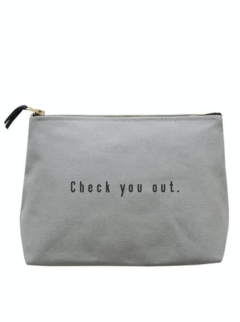 Check You Out - Wash Bag - Second