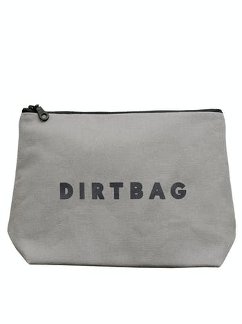 Dirtbag Washbag | Men's Toiletry Bags | Alphabet Bags