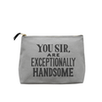 Exceptionally Handsome - Wash Bag