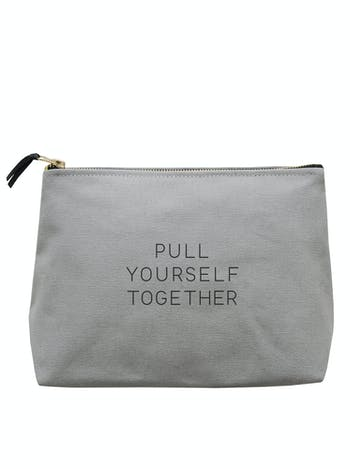 Pull Yourself Together Washbag | Gifts For Dad | Alphabet Bags
