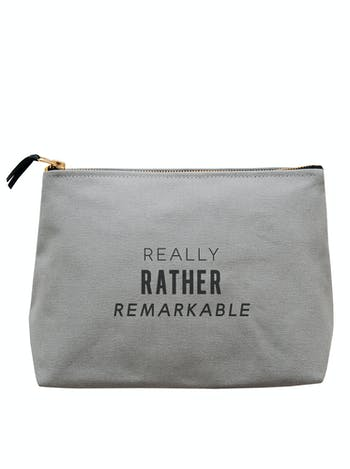 Really Rather Remarkable - Wash Bag - Second